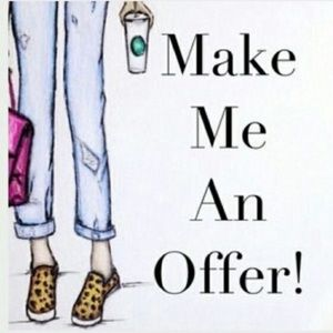 Reasonable offers welcome! 👗👚👒👜👠👢